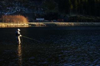 Fisketur til Haus 30.03.11